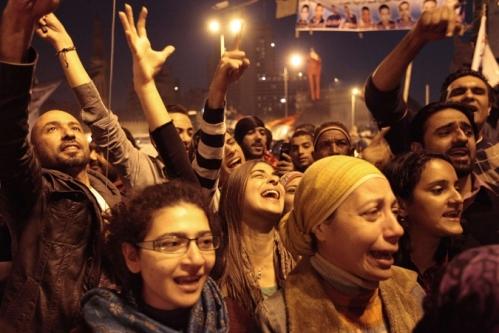 Tahrirsquarevict